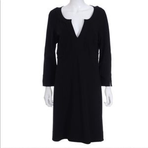 Diane von Furstenberg Indy Black Shift Dress 14